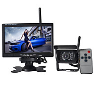 7 Inch Monitor  170°HD Bus Car Rear View Camera + Bus High-Definition Wide Angle Waterproof CMD Camera