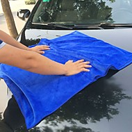 ZIQIAO Microfiber Car Cleaning Cloth Wash Towel Products Dust Tools(160*60CM)