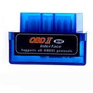 Portable Mini V1.5 ELM327 OBD2/OBDII Bluetooth Auto Car Scanner Diagnostic Tool for Android