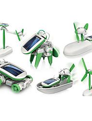 Solar Powered Gadgets Plastic Green Boys / Girls