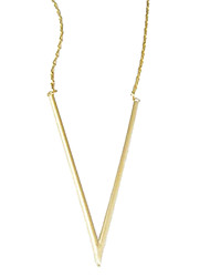 Shixin® Vintage Triangle Shape Alloy Pendent Necklace(1 Pc)