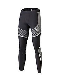 Men's Running Pants/Trousers/Overtrousers Tights Leggings Bottoms Breathable Quick Dry Compression Lightweight Materials Sweat-wicking