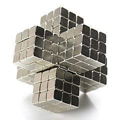 Magnet Toys 216 Pieces 5 MM Magnet Toys Building Blocks Neodymium Magnet Executive Toys Puzzle Cube For Gift