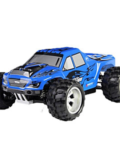 Buggy WLToys A979 4WD 1:18 Brush Electric RC Car 50KM/H 2.4G Blue / Black Ready-To-GoRemote Control Car / Remote Controller/Transmitter /