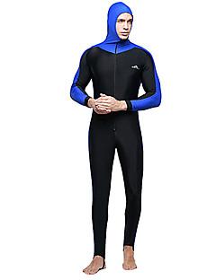Men's Diving Hoods Full Wetsuit Dive Skins Wetsuit Skin Waterproof Ultraviolet Resistant Full Body Softness Chinlon Diving SuitLong